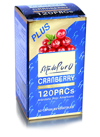 Cranberry 120PACs