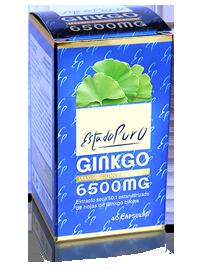 Ginkgo 6500mg