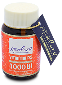 Vitamina D3 1000UI