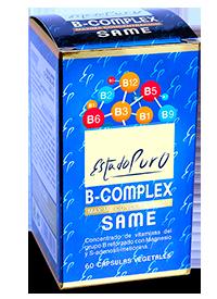 B-COMPLEX SAME Estado Puro Tongil