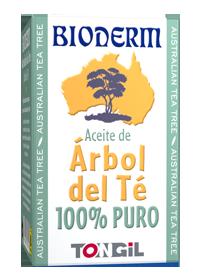 ACEITE DE ÁRBOL DE TÉ 100% PURO