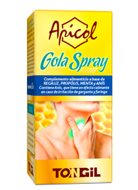 APICOL GOLA SPRAY