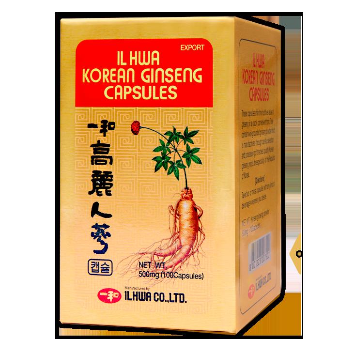 Ilhwa-Ginseng