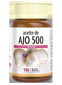 ACEITE DE AJO 500
