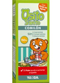 OSITO SANITO COMILÓN