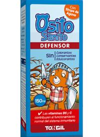OSITO SANITO DEFENSOR