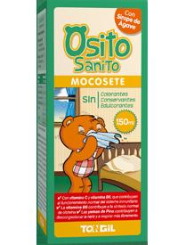 OSITO SANITO MOCOSETE