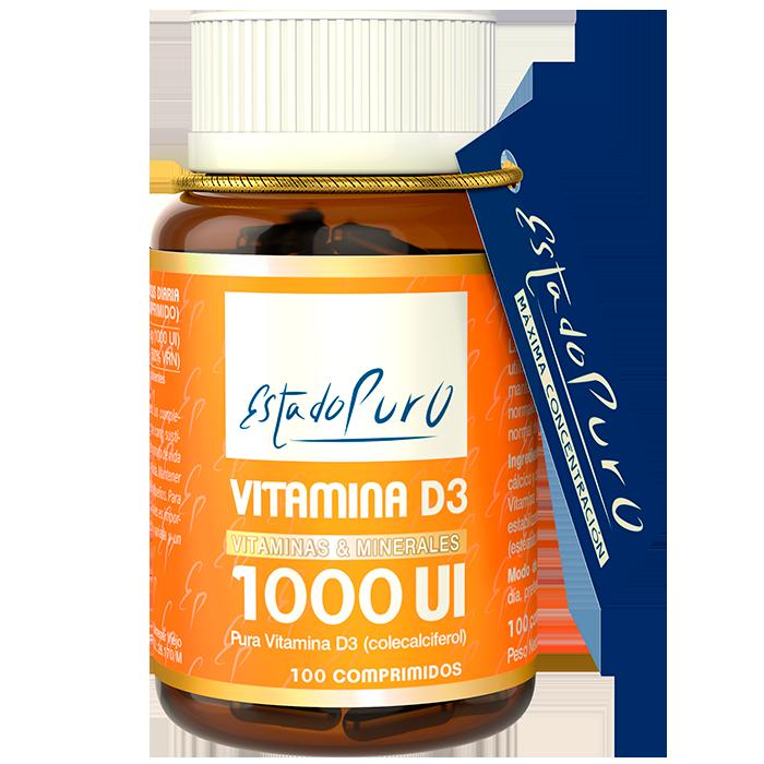 VITAMINA D3 1000UI estado puro tongil