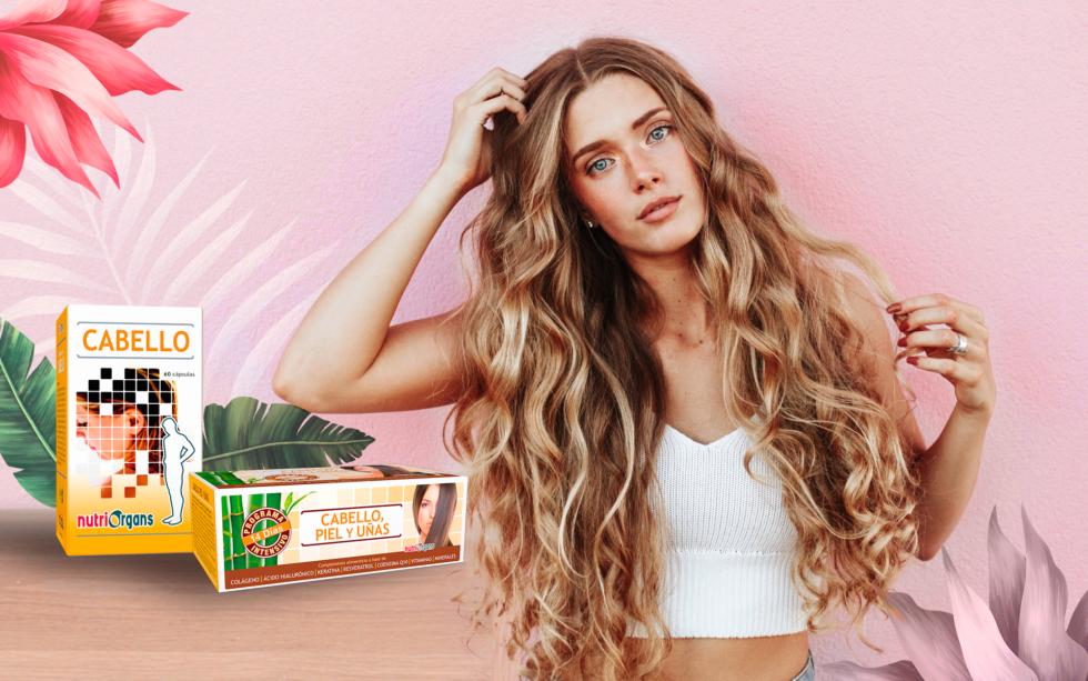 Descubre cómo nutrir tu cabello, piel y uñas desde el interior