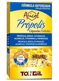 APICOL PRÓPOLIS CÁPSULAS